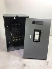GENERAL ELECTRIC  MANUAL MOTOR STARTER NEMA SIZE M-0 SERIES C 600V CR1062R1B
