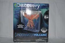 DISCOVERY UNDERWATER VOLCANO