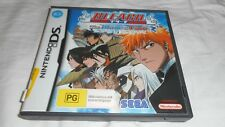 nintendo ds bleach the blade of fate game