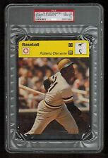 PSA 10 ROBERTO CLEMENTE Sportscaster Baseball #61-16 High Number Card (1 of 1)