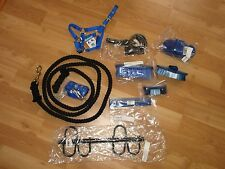 Horse Grooming Kit, Mini or Foal Halter & Lead Ropes