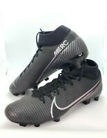 Nike Mercurial Superfly 7 Academy FG MG Soccer Cleats AT7946-010 Men's Size 11.5