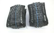 Pair - 2 - Schwalbe Nobby Nic Tires 27.5 Plus 2.8 in Addix Evo TLE Snakeskin