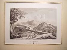 España. Cataluña. Lérida. «Col de Balaguer» Alexandre Laborde (1810-11)