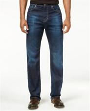 Calvin Klein Faded Relaxed Jeans Mens 33X32 New