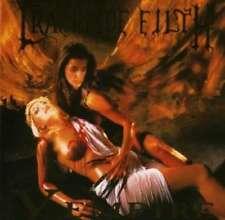 CD musicali metal hard rock, artista cradle of filth