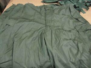 GENUINE Military Trouser Pants Shell Arctic M-1951 Korean War X- LARGE  Regular