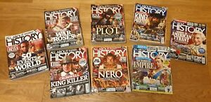 All About History Magazines 1-74
