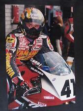 Photo Yamaha YZF 750 1998 #41 Noriyuki Haga (JAP) Assen Big