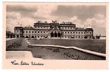 Alte AK Österreich: Wien, Vienna, Schloss Belvedere, 1940