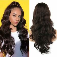 4Bundles Fashion Dark Brown Body Wave Human Hair Extensions 100% Human Hair Weft