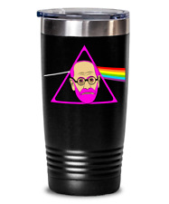 Psychology tumbler - PINK FREUD - psychologist office Sigmund Freud funny gift