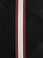 General Campaign Star – Expedition, Miniature Ribbon, 12 inches