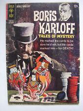 Boris Karloff Tales of Mystery #11 (Sep 1965, Gold Key / Western) [VG 4.0]