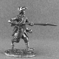Metal Toy Soldiers 1/32 scale Infantry Running Swedish Musketer 54 mm