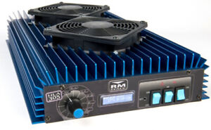 RM HLA305V - Professional Wideband HF 1.8-30MHz (250W) Amplifier (With LCD)