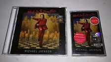 MICHAEL JACKSON BLOOD ON THE DANCE FLOOR History in the Mix Malaysia Cass + CD