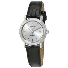 Longines Presence Silver Dial Ladies Watch L43214722