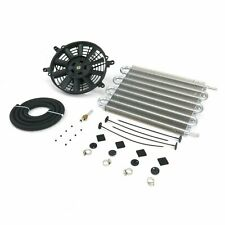 15 Oil Cooler & 9 Fan Kit zirgo ZIRYFC815B9K cool custom muscle truck street