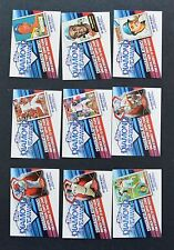 2011 Topps Diamond Giveaway partial set lot of 13 w/ Mantle