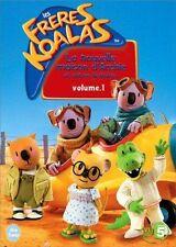 """DVD NEUF """"LES FRERES KOALAS VOL.1 - LA NOUVELLE MAISON D'ARCHIE"""""""