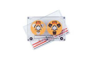 Audio Reels Cassette Tapes Reel to Reel New Gold Color