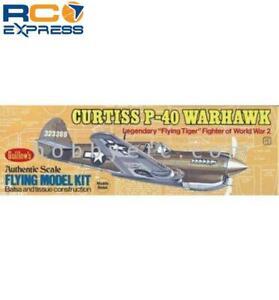 Guillow`s Curtiss P40 Warhawk GUI501