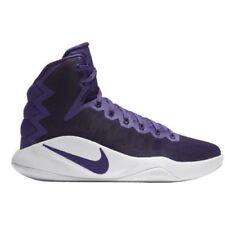 Nike Men's Hyperdunk 2016 TB Basketball Shoes 844368-551 Size 18 Purple White