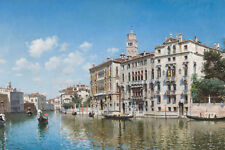 """perfect 36x24 famous oil painting handpainted on canvas """" Venice """" NO4094"""