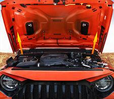 Engine Hood Lift Support Shock Strut Damper 2pcs For Jeep Wrangler JL 2018-2020