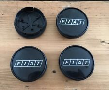 Brand New Fiat Punto 48mm Alloy wheel centre Center caps x 4pcs (43mm Bore Hole)
