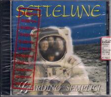 IL GIARDINO DEI SEMPLICI - SETTELUNE - CD Sigillato*