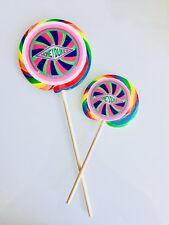 Universal Studios Wizarding World Of Harry Potter Honeydukes Candy Lollipop Set