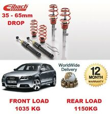 FOR AUDI A3 8P1 2003->ON NEW COIL OVER PRO STREET S EIBACH KIT 35 - 65 MM
