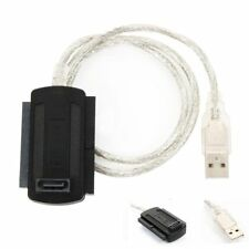 Cable Inch Hot USB 2.0 To IDE SATA 2.5 3.5 HDD Hard Drive Converter Adapter HD