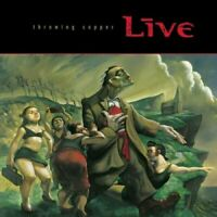 Live - Throwing Copper (25th Anniversary Edt.) CD Universal NEW