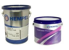 Hempel Classic Antifouling 5 Ltr Boat Paint Yacht Red Coating 24hr