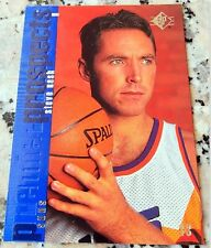 STEVE NASH 1996 SP #1 Draft Pick Rookie Card RC Phoenix Suns Brooklyn Nets HOF $