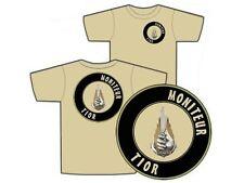 "..:: T-shirt ::.. TAN "" MONITEUR TIOR "" S - M - L - XL - XXL FAMAS Félin C4 CAC"