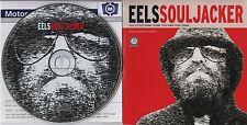 Eels  CD-SINGLE SOULJACKER (c) 2001  CARDSLEEVE + PRODUKT INFO BLATT