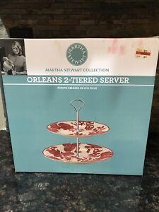 Martha Stewart Collection/2 Tiered Server