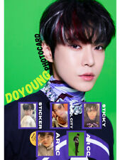 NCT 127 DOYOUNG Sticker Official Photocard Photo card PC NCT127