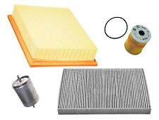 VW Golf GTI 2.8 (95-96) Air Oil Fuel Cabin Filters (4 pcs) engine petrol pollen