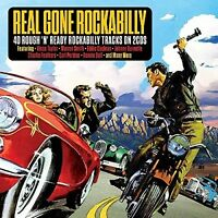 Various Artists - Real Gone Rockabilly / Various [New CD] UK - Import