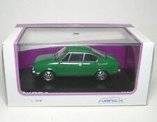 Skoda 110R Coupe (modena green) 1978