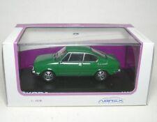 Skoda 110R Coupe (modena green) 1978