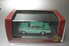 RILEY 4/SEVENTY TWO RIGHT HAND DRIVE   2 tone green  SILAS MODELS SM43017b 1:43