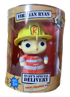 Ryans Special Delivery Fireman Ryan Ryan's World YouTube Toy Figure Brand New