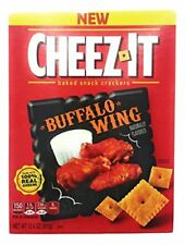 Cheez-It Snack Crackers 12.4oz Buffalo Wing Flavored