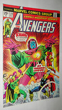 AVENGERS #129 KANG GLOSSY 8.5/9.0  OW PAGES